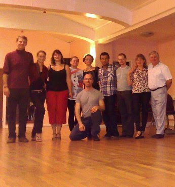 Tango Lingua Monday group